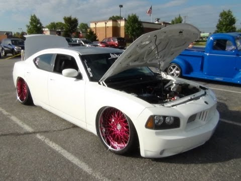 pearl white dodge charger - White Dodge Charger
