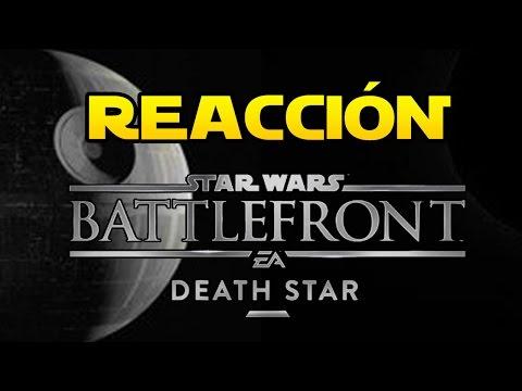 REACCIÓN al Tráiler de DEATH STAR + NUEVO Modo de Juego  - Star Wars BATTLEFRONT