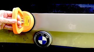 is it worth the money harbor freight 3 suction cup dent puller review