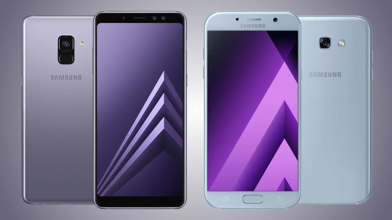 samsung galaxy a8 plus 2018 vs galaxy a7 2017 speed test comparison specs android speaks. Black Bedroom Furniture Sets. Home Design Ideas