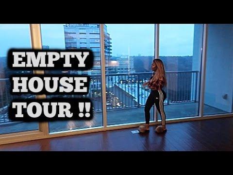 EMPTY HOUSE TOUR !!!! ( SAME CONDO , DIFFERENT VIEW )