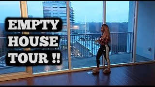 EMPTY HOUSE TOUR !!!! ( SAME CONDO , DIFFERENT VIEW )