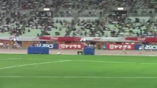2017 日本選手権陸上 男子400m 決勝