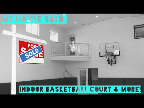 House Tour (Indoor Basketball Court & More!) (My House Sold)