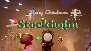   일상 브이로그   북유럽 화이트크리스마스 : 빈티지…