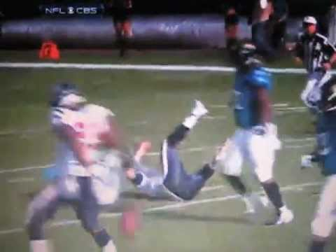 Chad Henne and Matt Leinart Shoulder Injuries - Safe Fall, L.L.C.