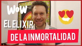 Conocés el elixir de la INMORTALIDAD? 🤔