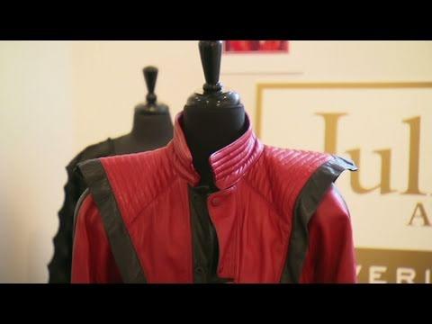 Buy Michael Jackson's Thriller jacket