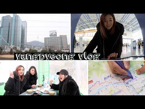 Spontaneous Trip Out of Seoul | #Yangpyeong
