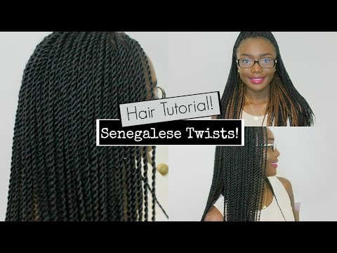 How To: SENEGALESE/ ROPE TWIST [Invisible Root Method]♡ || MissValarie