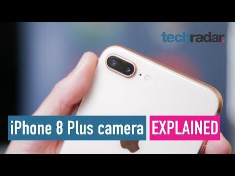 iPhone 8 Plus camera explained