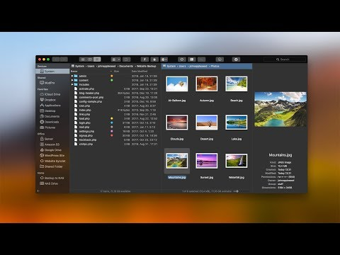 ForkLift 3 - Most Advanced File Manager And FTP Client For MacOS