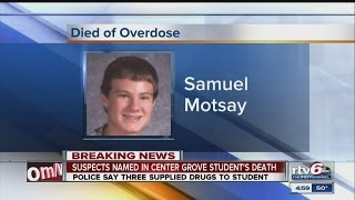 Designer drug NBOMe connected to death of Center Grove HS student