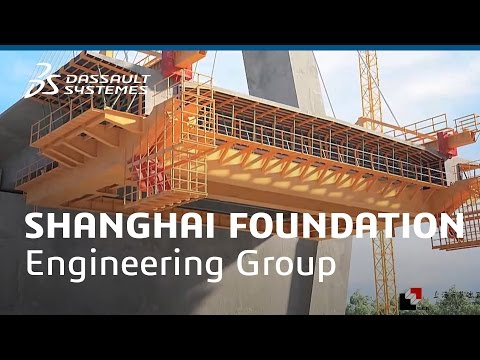 Shanghai Foundation Engineering Group - Dassault Systèmes