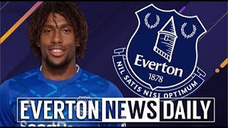 Iwobi Happy In Central Role | Everton News Daily