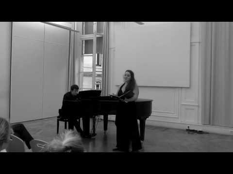 Piano et piano-chant autour de Schumann I Musique aux Mines
