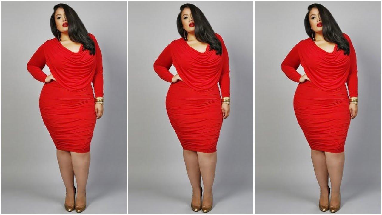 Imagenes de vestidos para mujeres gordas