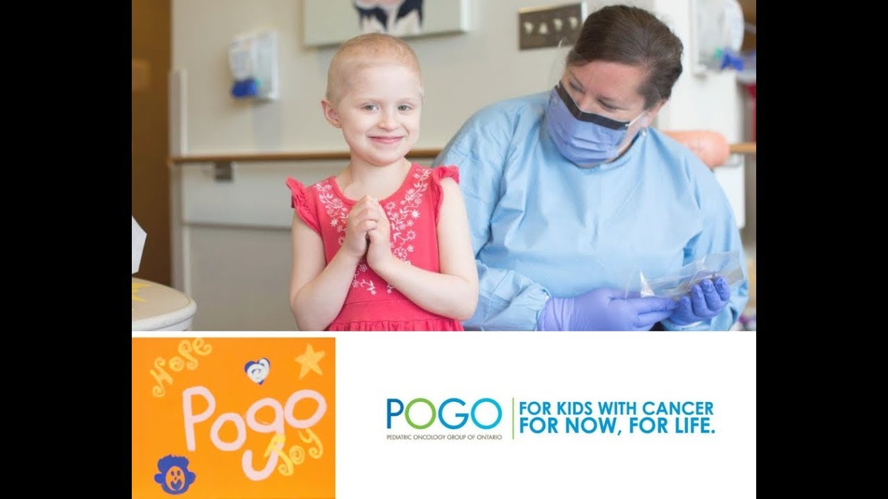 POGO   For Kids with Cancer  For Now, For Life