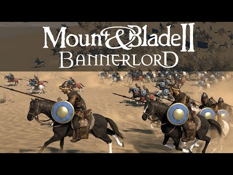 Mount & Blade II: Bannerlord Hands On Gameplay!