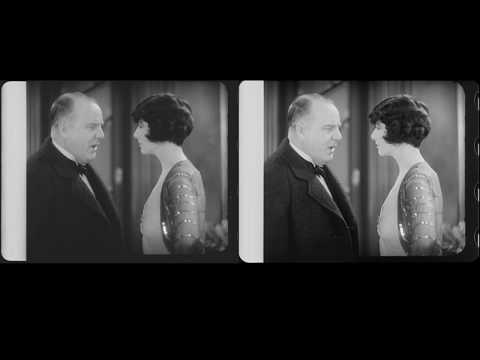 Alibi (1929) - before and after restoration