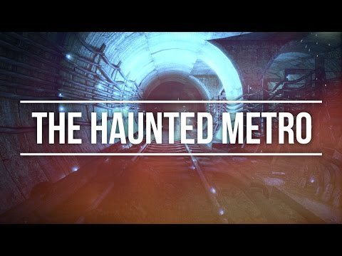 The Haunted Metro - DANS UN METRO...