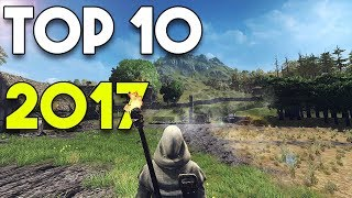 Top 10 Historical/Medieval Games 2017!