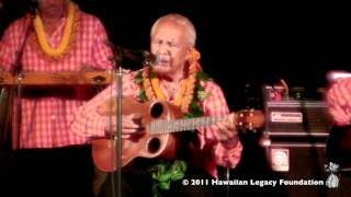 Eddie Kamae and the Sons of Hawaii at the Hawaii State Art Museum