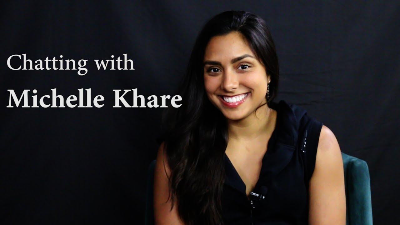 Michelle Khare Nude Photos 22