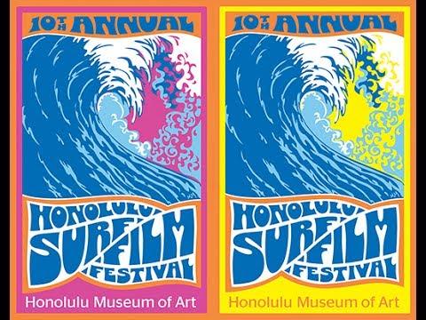 Honolulu Surf Film Festival 2017 Opening Night