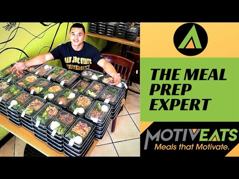 How to Start A Meal Prep Business   inside scoop of a commercial kitchen