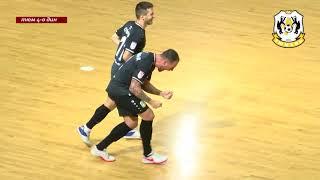 Париматч Чемпионат России мини футбол Плей офф Тюмень Динамо Самара 1 4 финала 5 игра