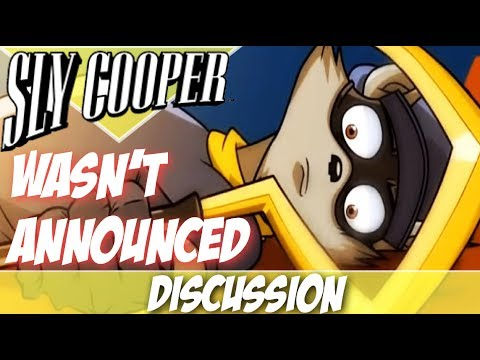 Sly 5 Was Not at E3 - My Thoughts streaming vf