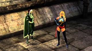 Marvel Heroes 2015 – Rogue Trailer