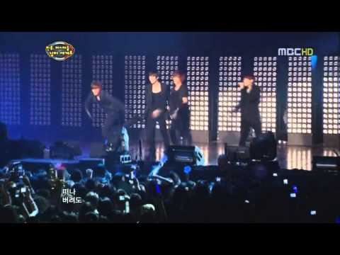 SM Town Live in Paris 2011 - Part 4/7