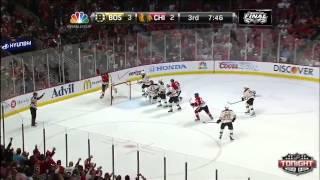 Bruins @ Blackhawks 06/12/13 Game 1
