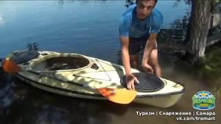 Обзор каяка Storm Kayaks r10 видео