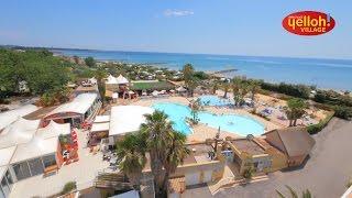Camping Yelloh! Village Le Club Farret Vias Plage - Cap d'Agde - Hérault - Languedoc-Rosellón