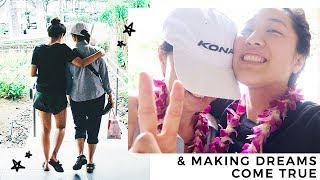 a week of self care in hawaii 👩👧💕 focusing on whats most important