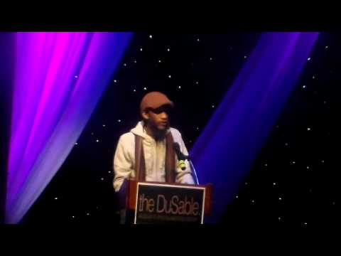 """IPF - """"DuSable Day"""" March 2, 2014 at the Chicago DuSable Museum, Part 3"""