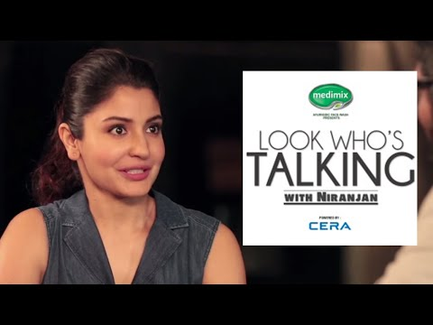 Look Who's Talking With Niranjan | Celebrity Show | Anushka Sharma | Season 2 | Episode 02