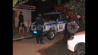 Подростки забросали камнями полицейский УАЗ в Хабаровске. Mestoprotv
