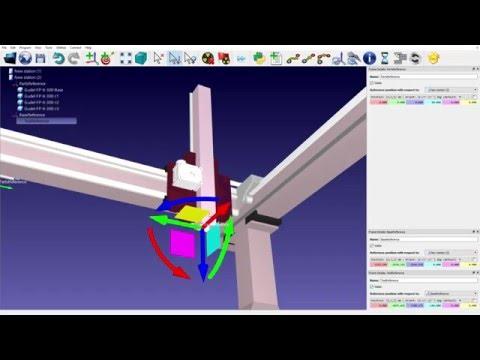 Download Create a 3-axis Cartesian Robot - RoboDK - arabfun