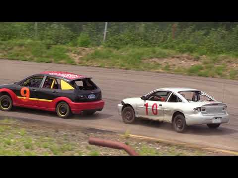 Thunder Valley Speedway - Hobby Stock Race #3