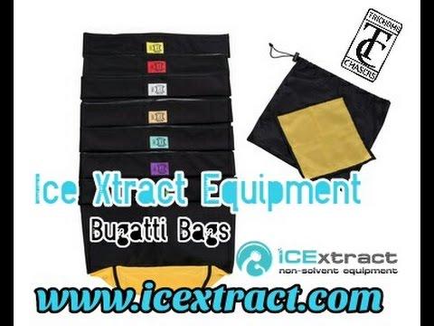 Ice Extract Equipment #BugattiBags