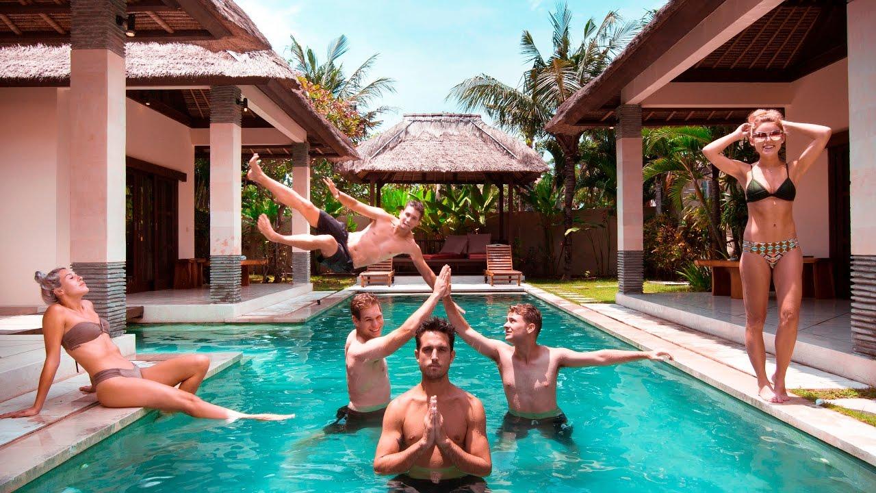 living like a king for 20 bali indonesia youtube