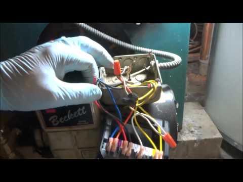 beckett oil burner will not run - YouTubeYouTube
