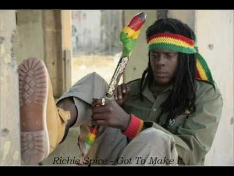 Richie Spice - Got To Make It *Brand New [ The Message Riddim  Feb 2011]*