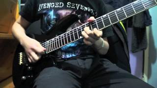 Avenged Sevenfold | A Little Piece Of Heaven Full Guitar Cover