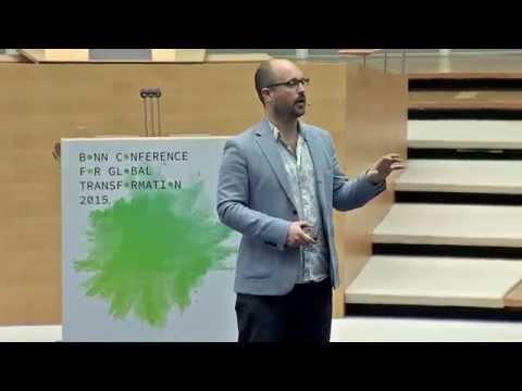 Bonn Speech by Ed Gillespie: Global transformation – a love story?