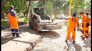 Глава Самары проверила как ремонтируют дворы в Красноглинском районе